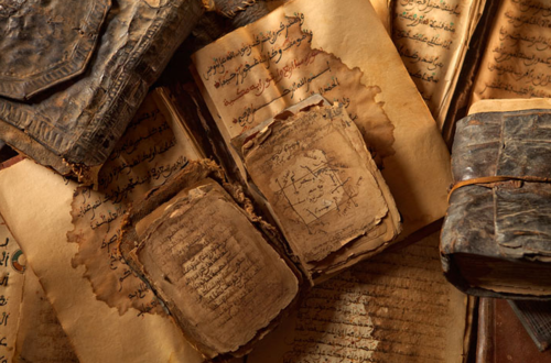 manuscripts books