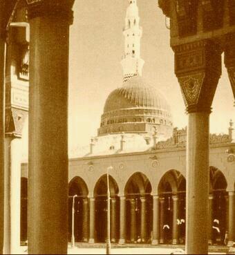Old Masjid Nabawi