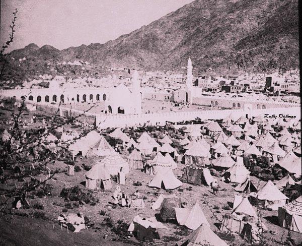 Mina - Hajj 1910 C.E.